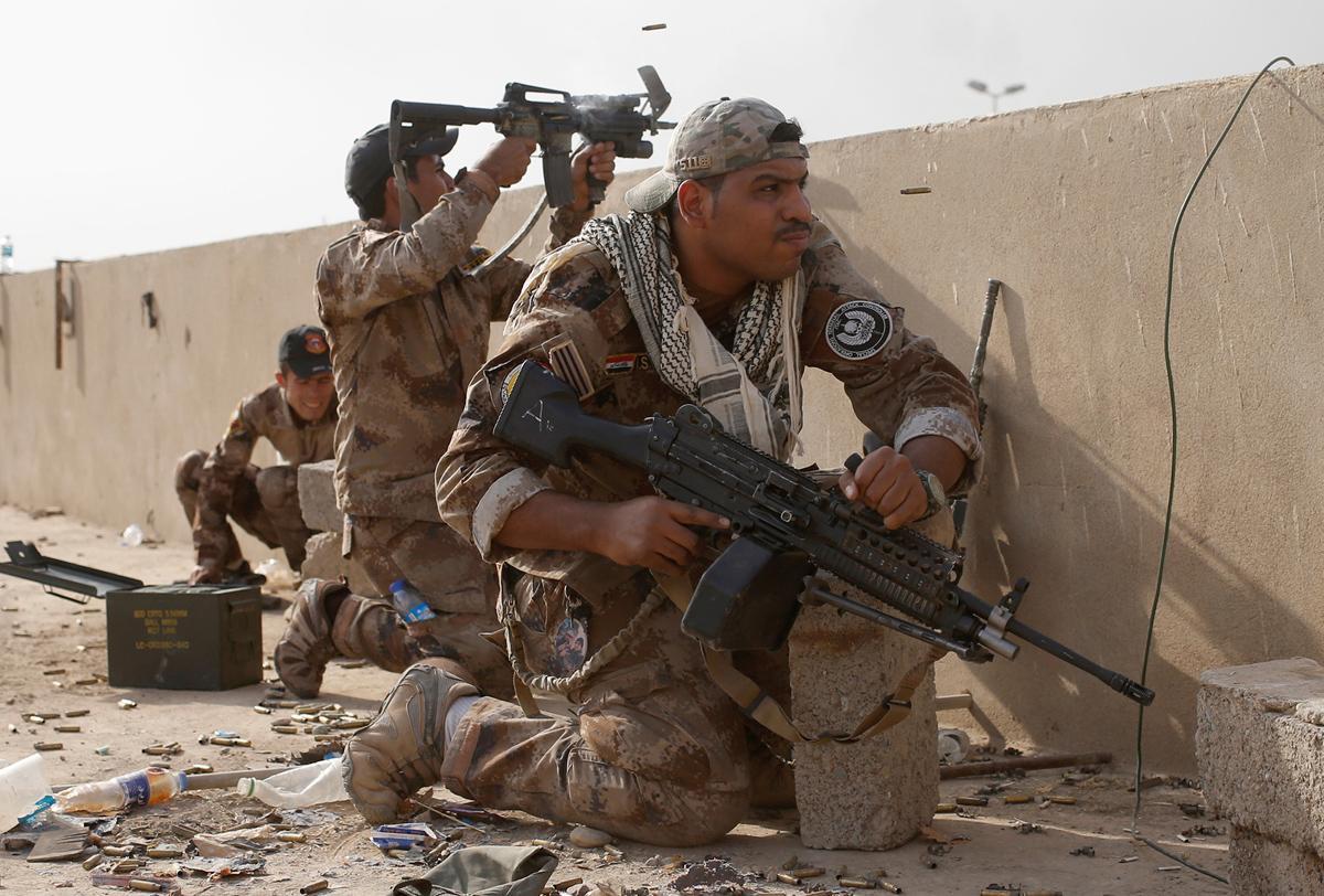 Kurdes, force armée irakienne, milices... Main_1200