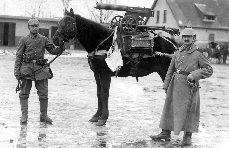 World War I In Photos Animals At War The Atlantic