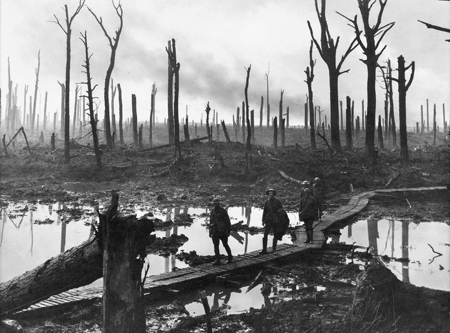 Who was in World War I?