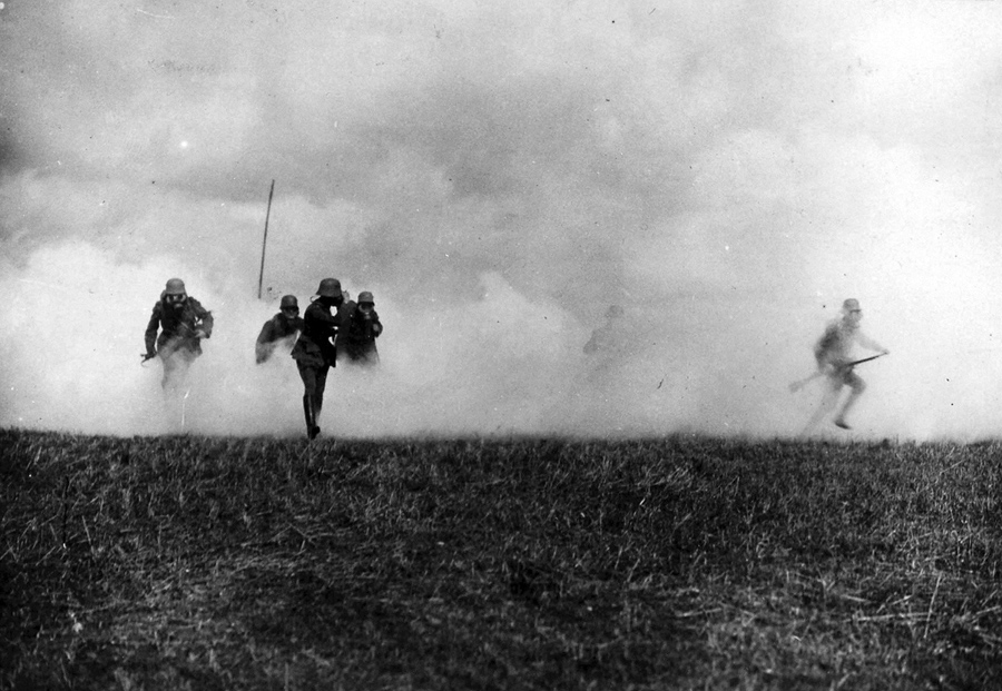 World War I In Photos Introduction The Atlantic