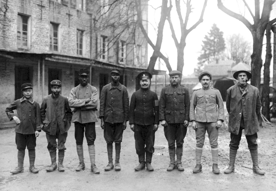 World War I in Photos: Soldiers and Civilians - The Atlantic