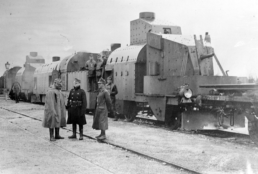 World War I In Photos Technology The Atlantic