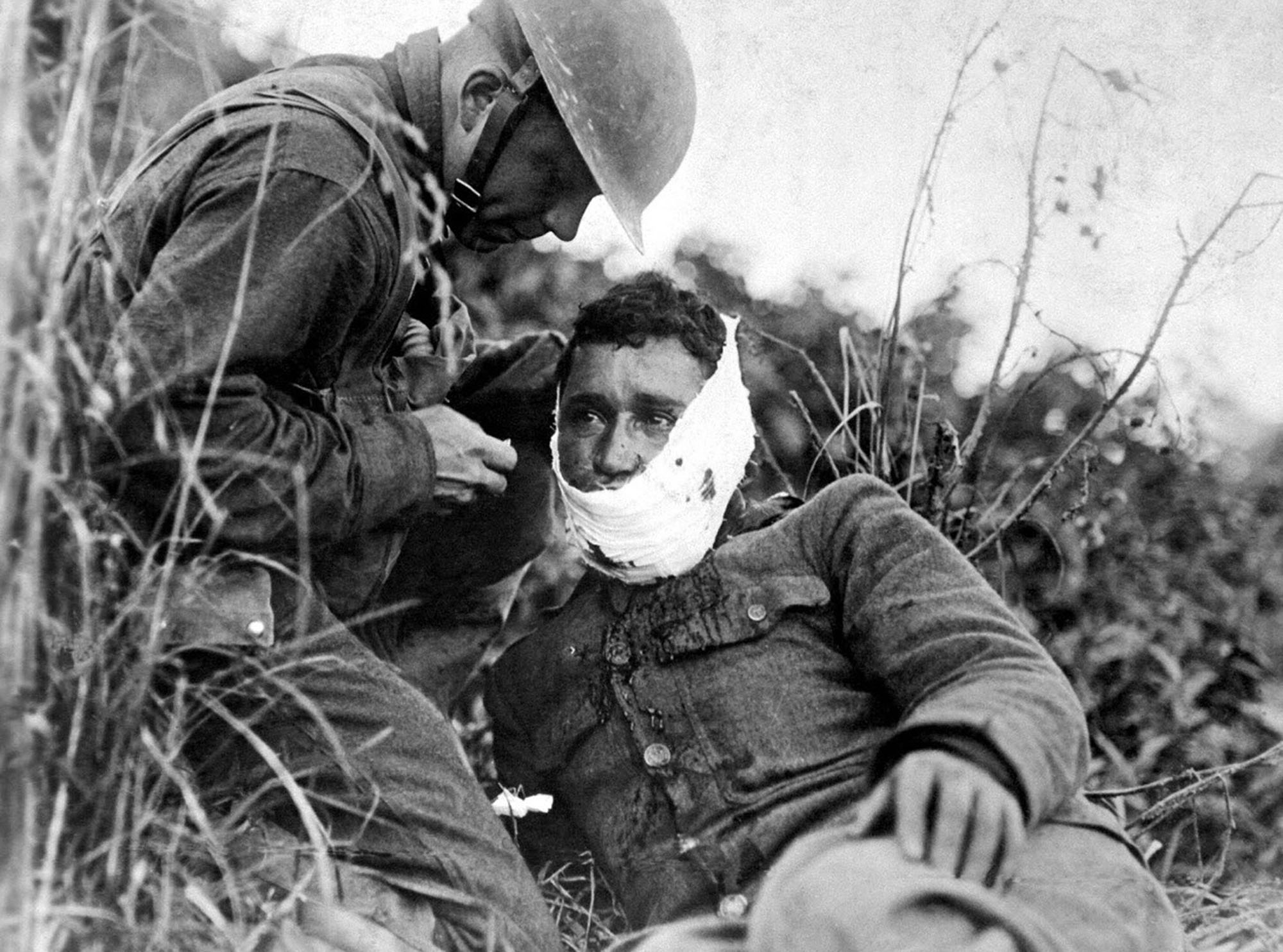 World War I in Photos: The Western Front, Part II, and Armistice ...