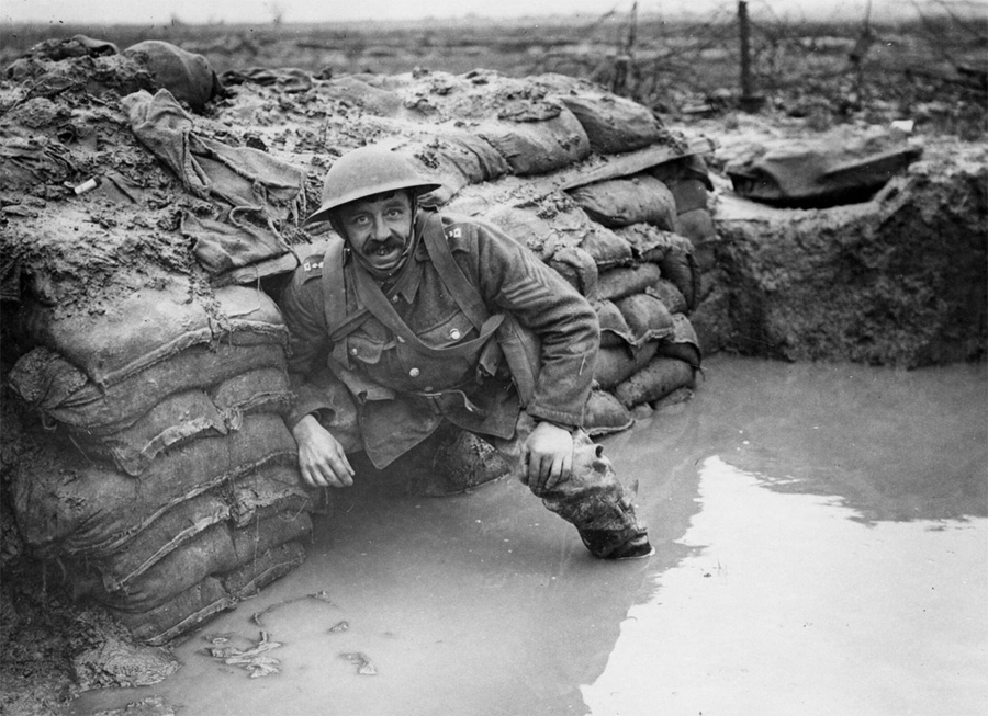World War I In Photos The Western Front Part Ii And Armistice