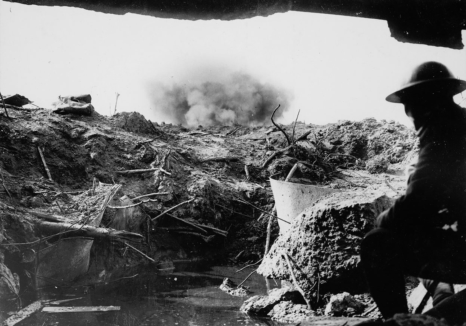 World war i in photos the western front part i the atlantic