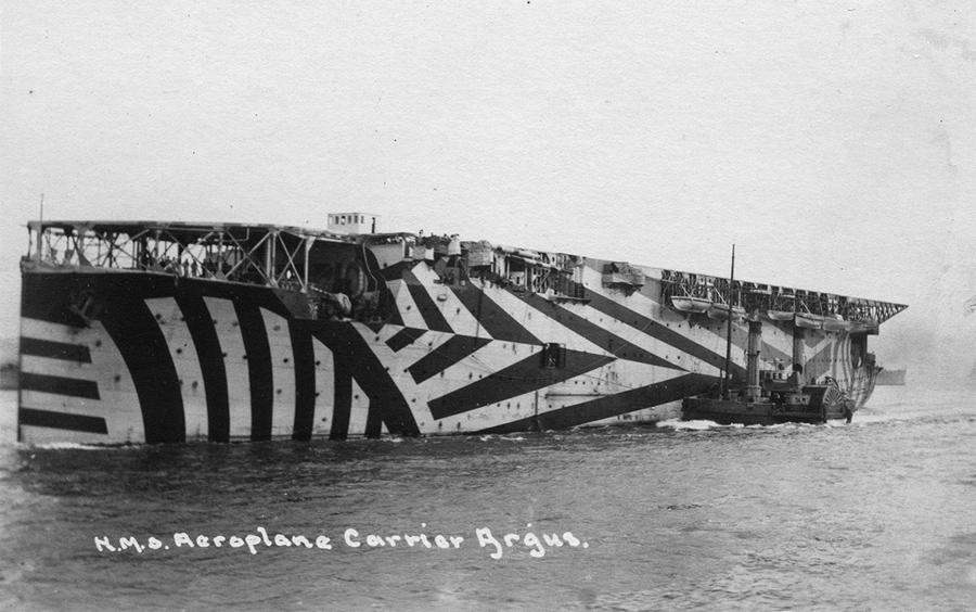 World War I in Photos: War at Sea - The Atlantic
