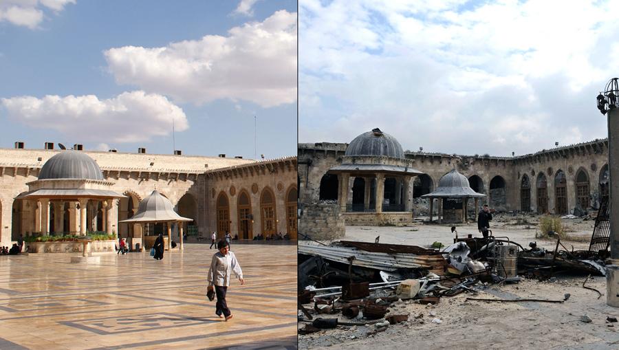 Aleppo Before the War - The Atlantic