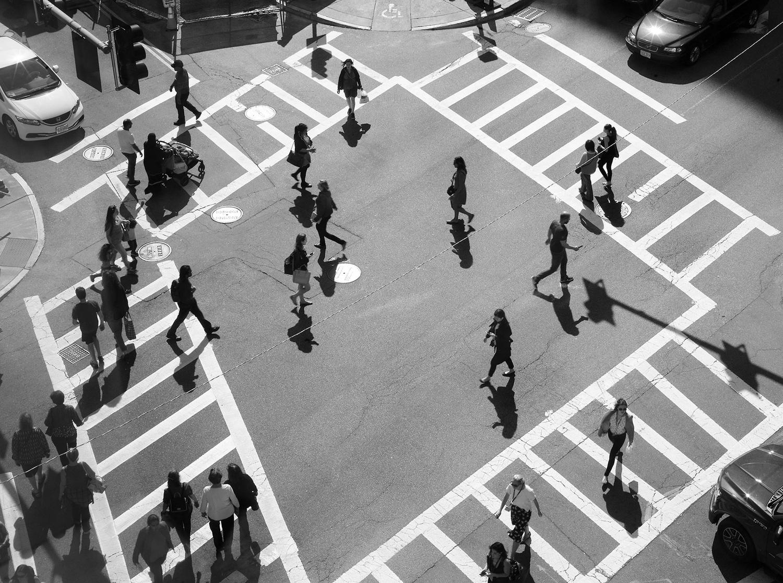 The Commute A Photo Essay By Cassandra Zampini  The Atlantic