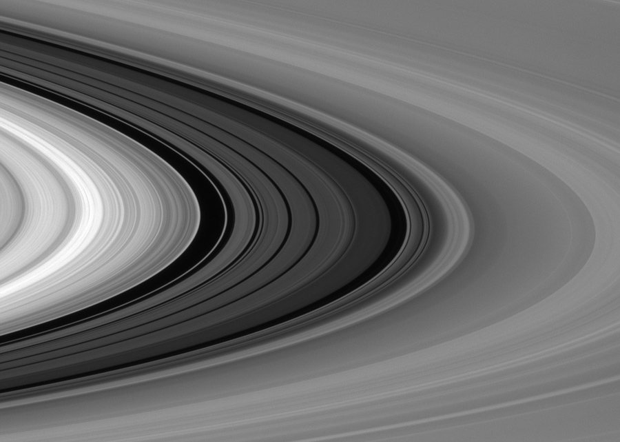 卡西尼(Cassini)探测器即将结束13年的土星之旅 - wuwei1101 - 西花社