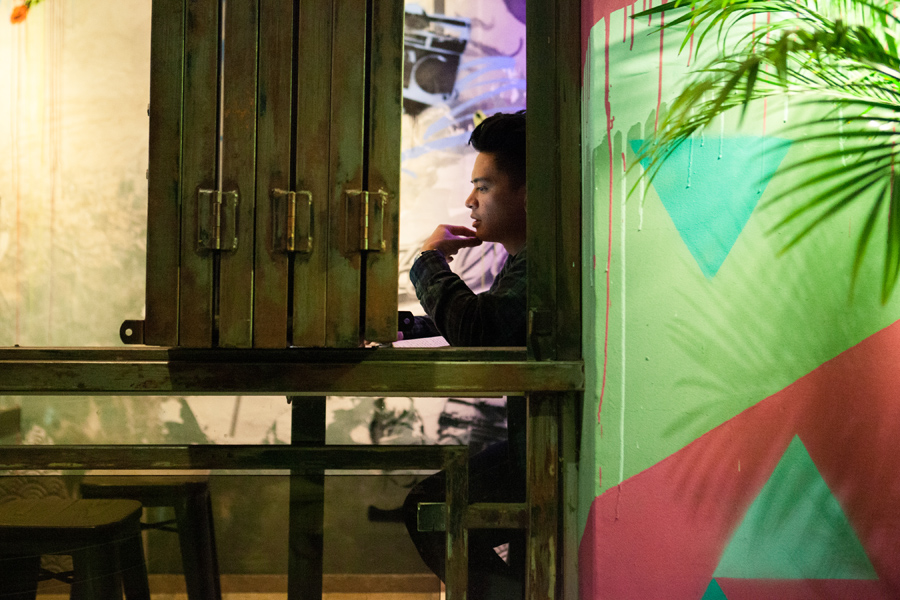 洛杉矶青年人的日常生活 - wuwei1101 - 西花社