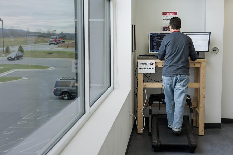 Rackspace员工在云中工作 - wuwei1101 - 西花社