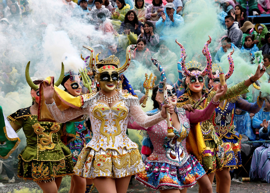 carnival around the world Caribbean carnival is the term used in the english speaking world for a series of events throughout almost the whole year that take place in many of the.