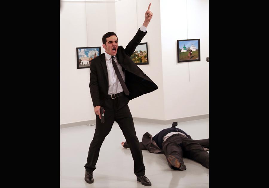 Turkish assassination