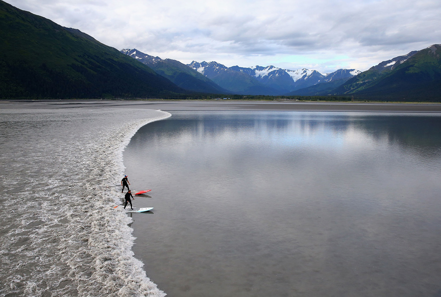 720万美元购买阿拉斯加(Alaska)150年 - wuwei1101 - 西花社
