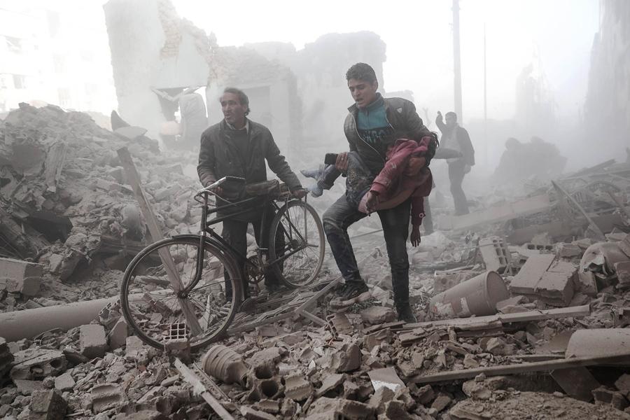 叙利亚战争六年 - wuwei1101 - 西花社