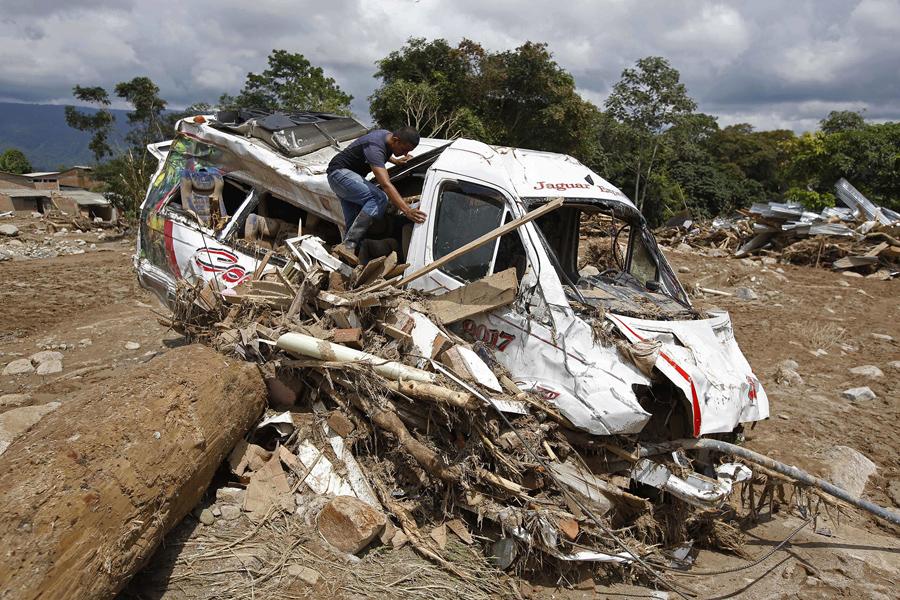 哥伦比亚莫科阿(Mocoa)泥石流 - wuwei1101 - 西花社