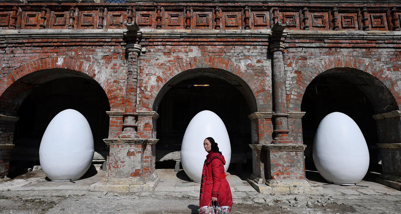 世界各地庆祝圣周(Holy Week) - wuwei1101 - 西花社