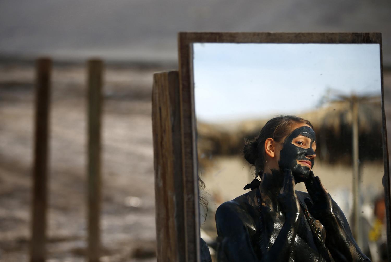 死海(Dead Sea)到2050年将逐渐枯竭 - wuwei1101 - 西花社