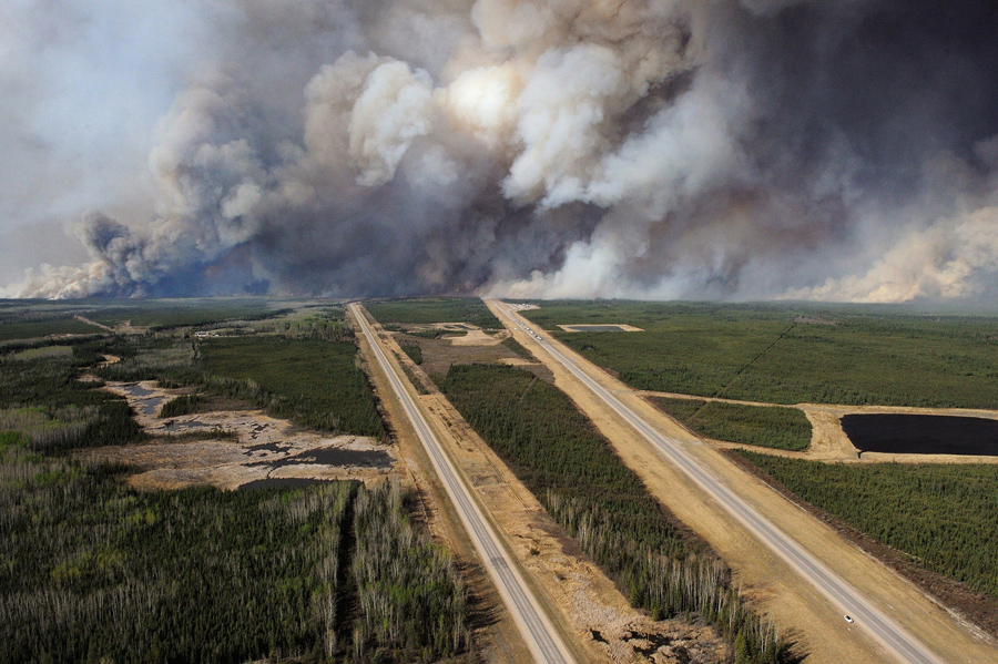 fort mcmurray fire update