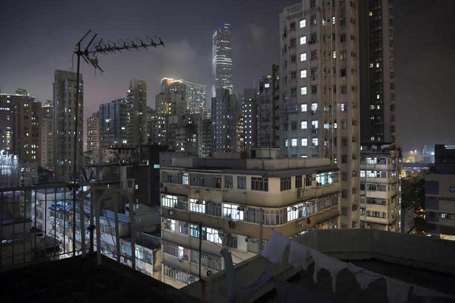 The Coffin Homes Of Hong Kong The Atlantic