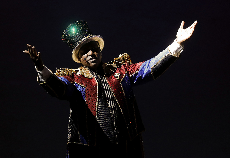 玲玲马戏团(Ringling Bros., Barnum  Bailey Circus)告别演出 - wuwei1101 - 西花社
