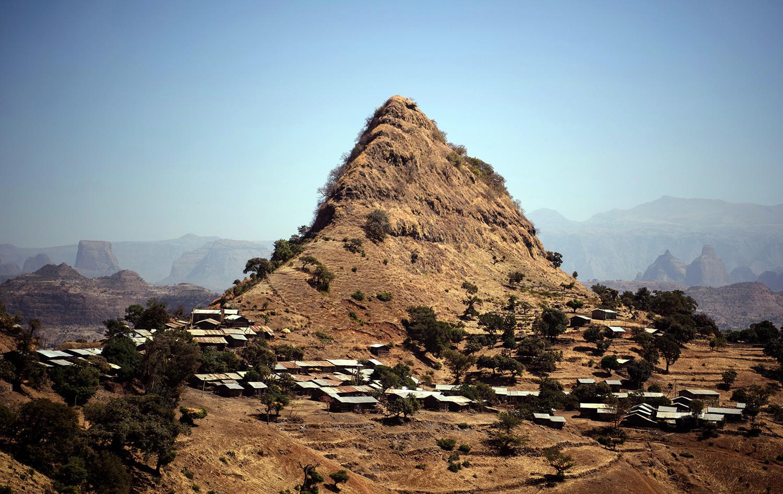 埃塞俄比亚风情 - wuwei1101 - 西花社