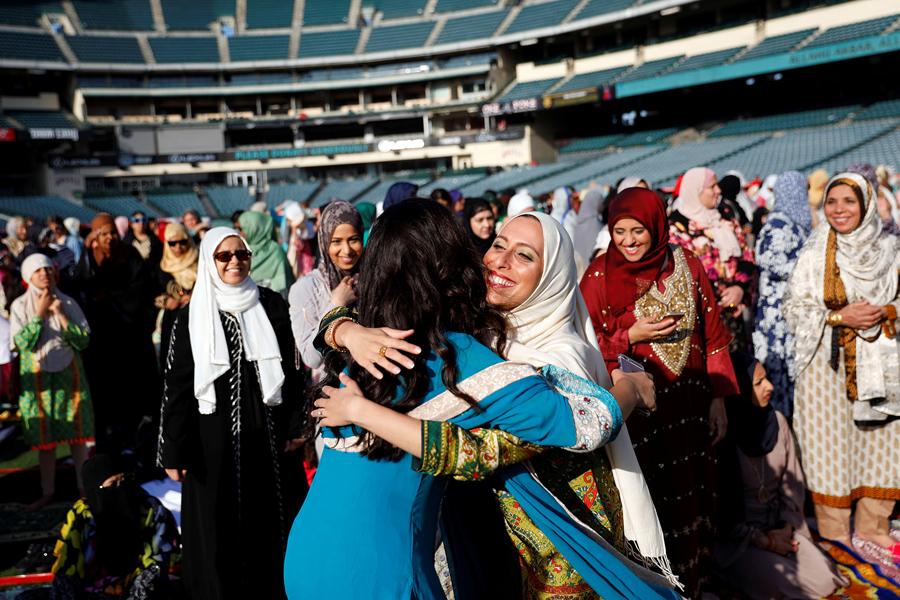 Dating muslim lady dr usa