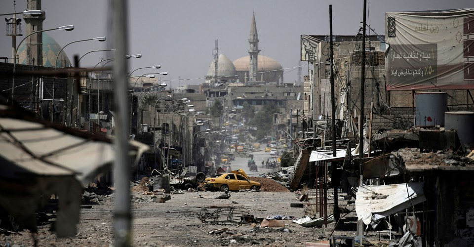 The Battle for Mosul Enters Its Final Stage