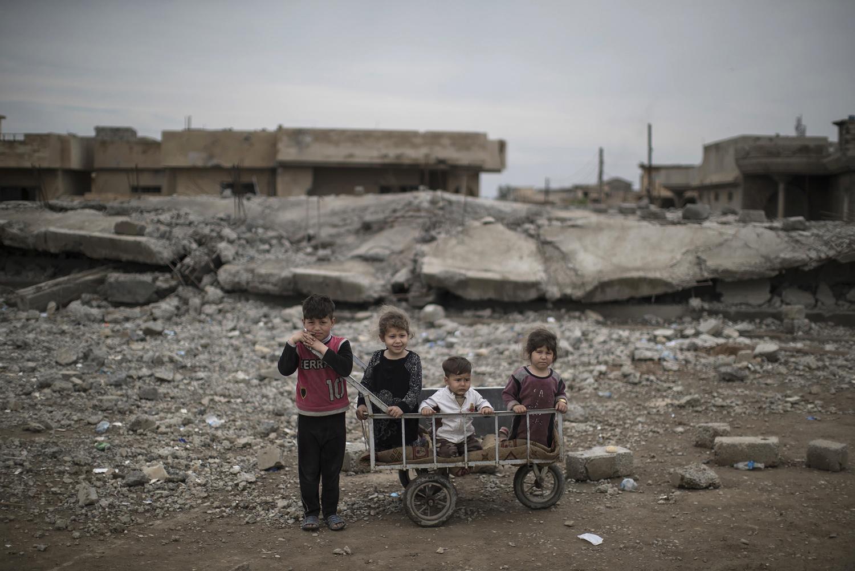 Mosul摩苏尔收复战(二十八) - wuwei1101 - 西花社