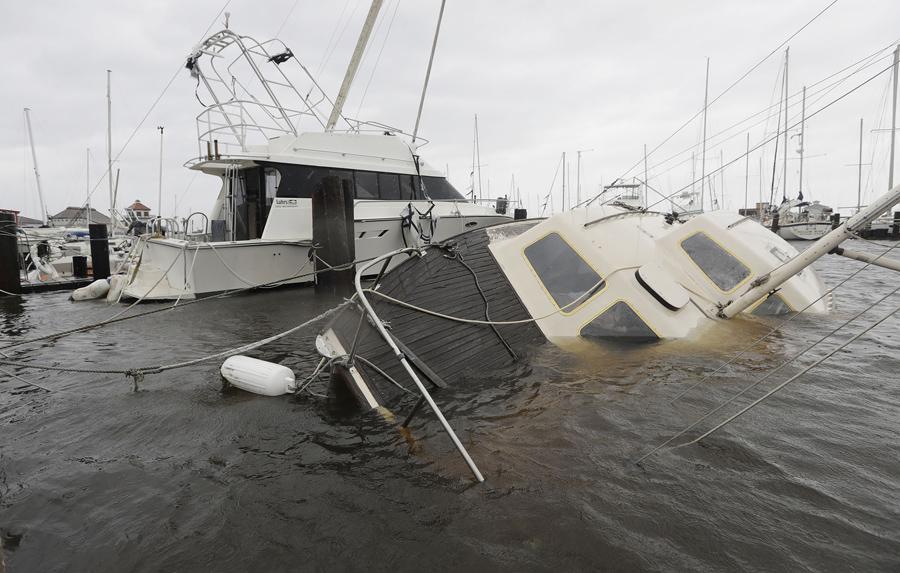Photos The Aftermath Of Hurricane Harvey The Atlantic
