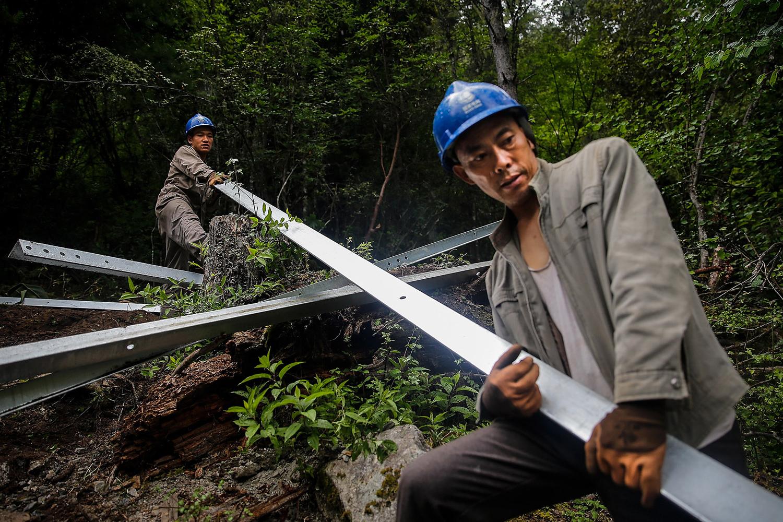 西藏电网升级工程 - wuwei1101 - 西花社