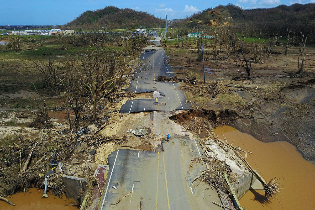 Is the Federal Government Doing Enough for Puerto Rico?