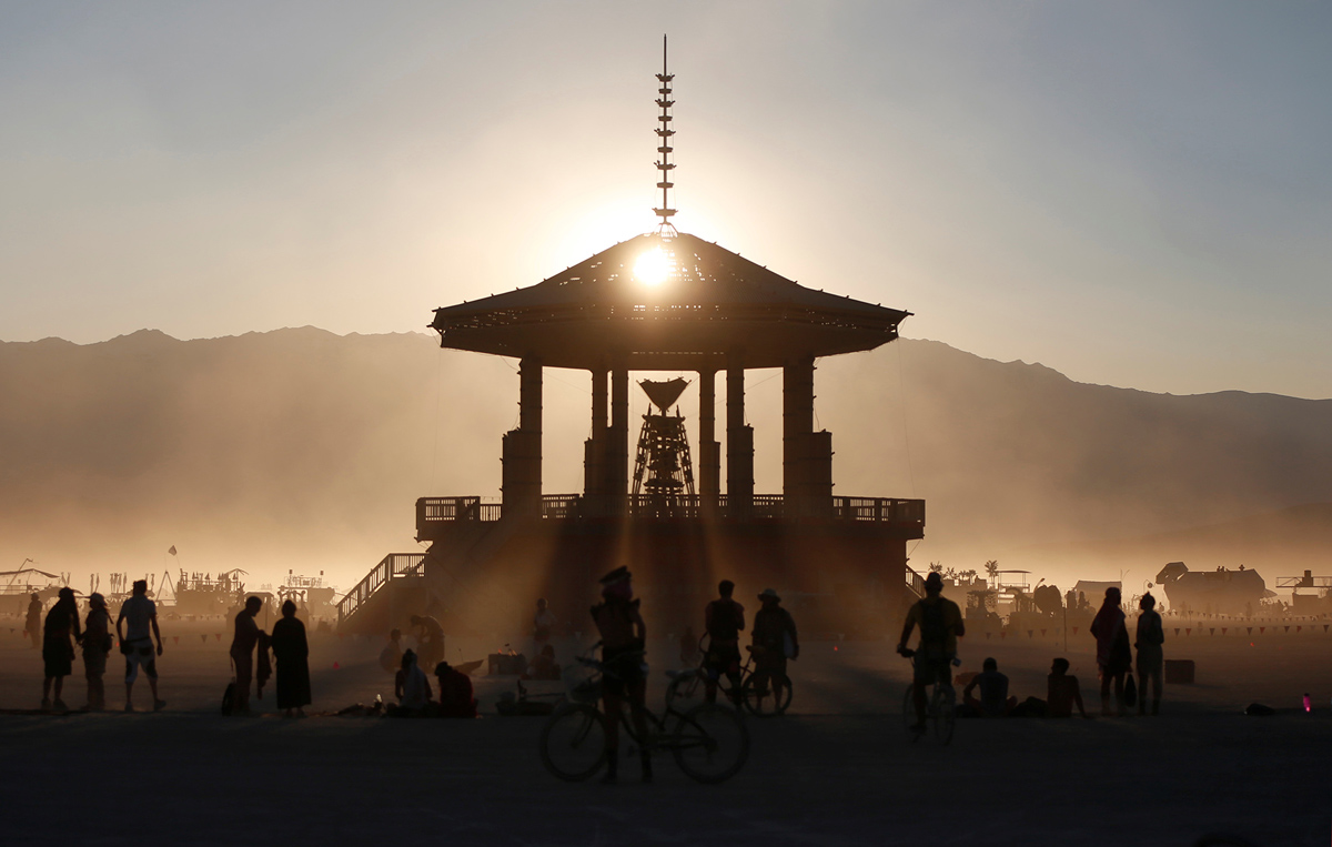 Burning man 2017 infocus247 - Festival burning man 2017 ...