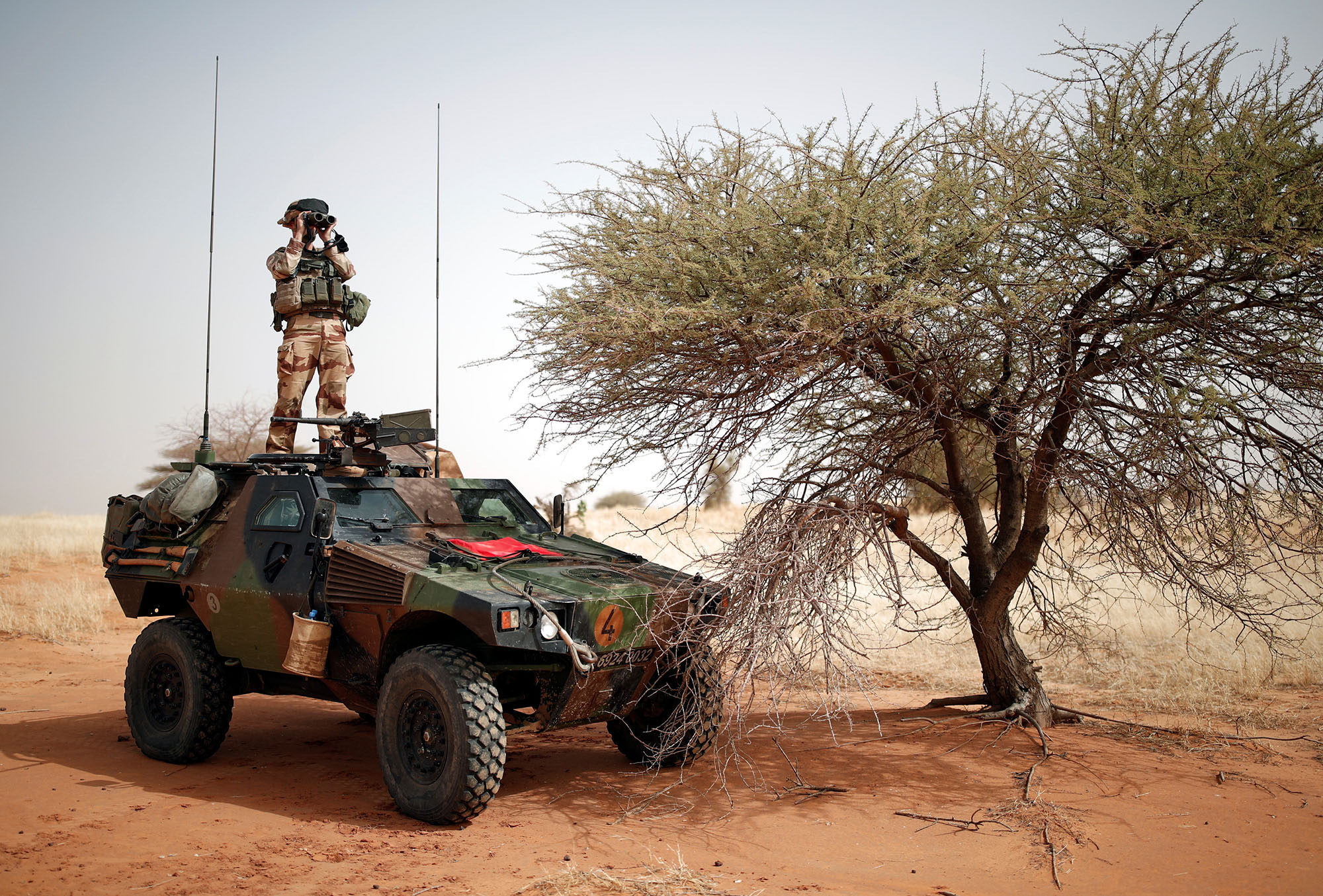Operation Barkhane: France's Counter-Terrorism Forces in
