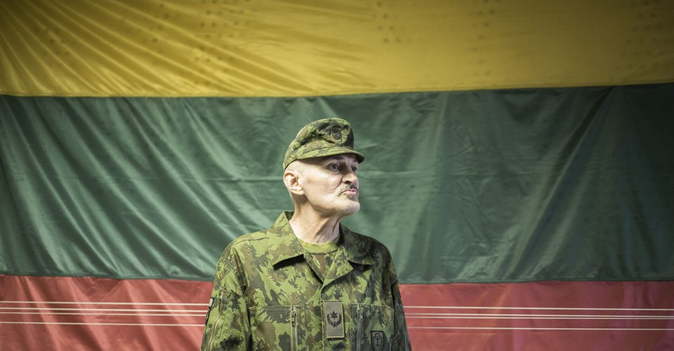 These Baltic Militias Are Readying For War With Russia