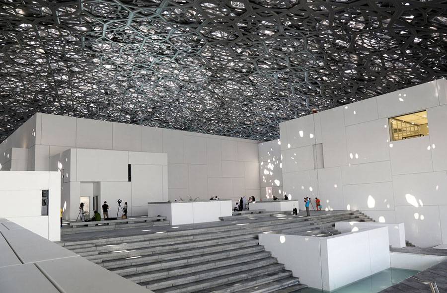 The Opening of the Louvre Abu Dhabi - The Atlantic