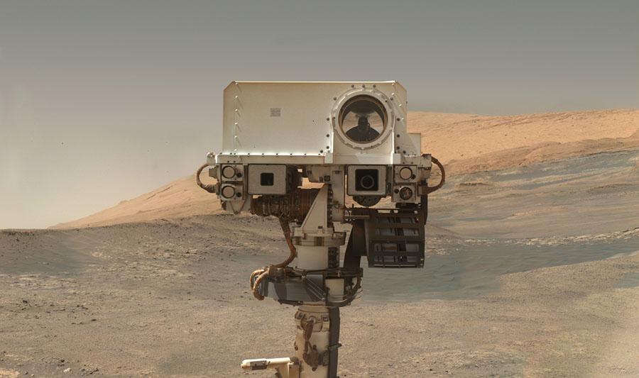 2,000 Days on Mars With the Curiosity Rover - The Atlantic