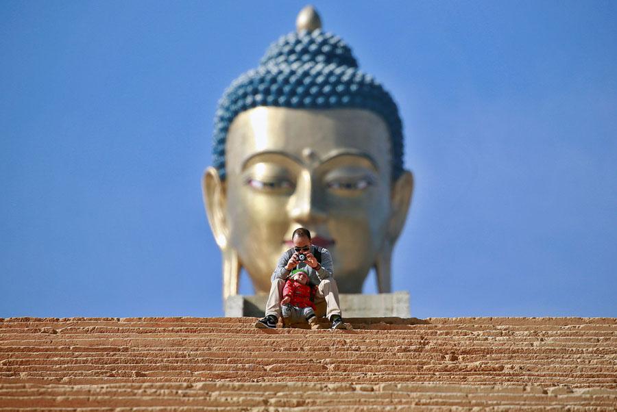 Photos From a Slowly Modernizing Bhutan