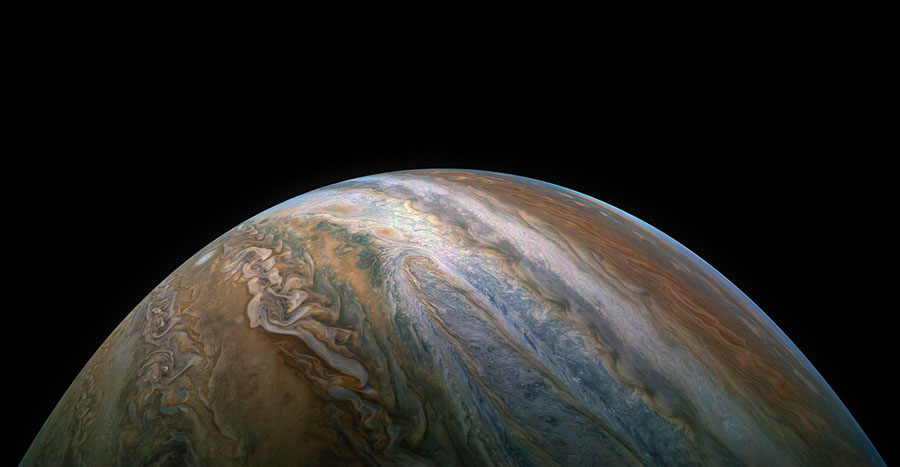 Gorgeous Images of the Planet Jupiter