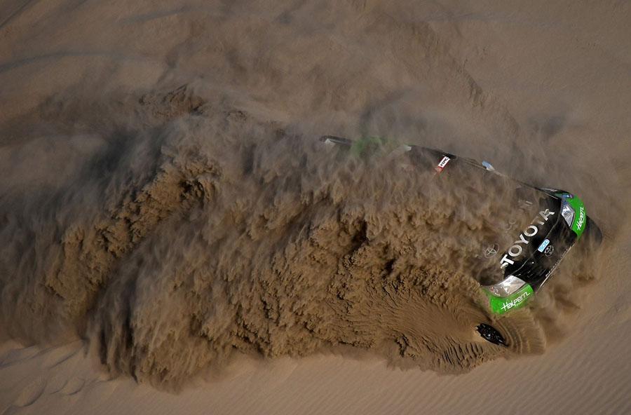 Photos From the 2018 Dakar Rally
