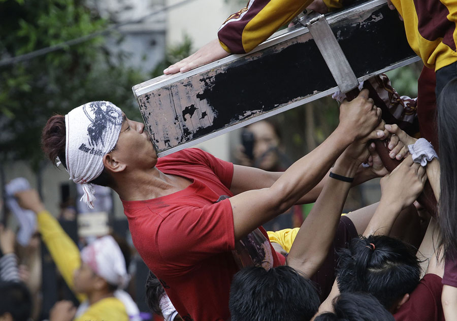 The 2018 Procession of the Black Nazarene - The Atlantic