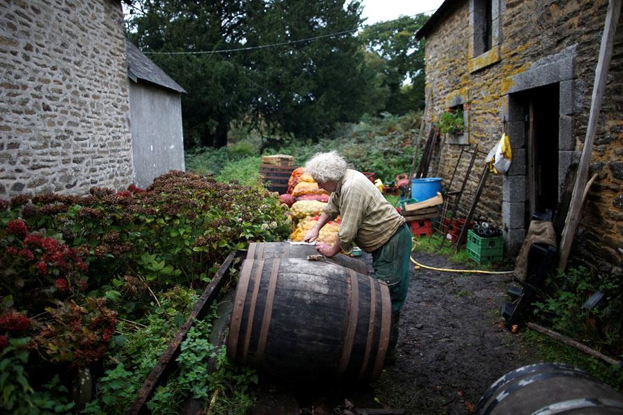 A Quiet, Ancestral Farm Life in Western France
