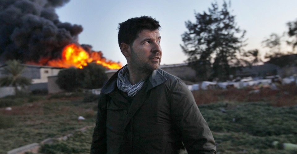 A New Documentary Honors the Work and Life of Photojournalist Chris Hondros