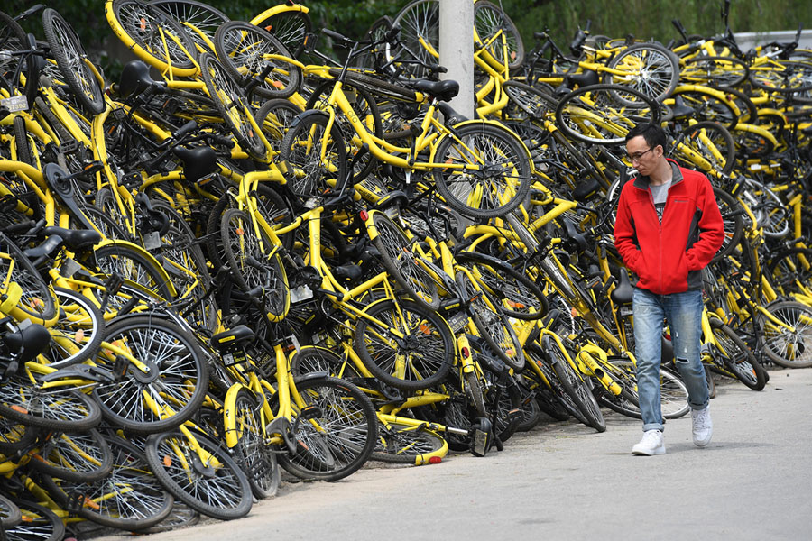 Image result for piles of for bikes