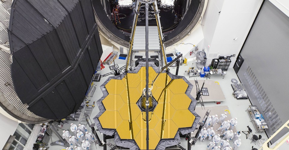 Building the World's Most Powerful Telescope