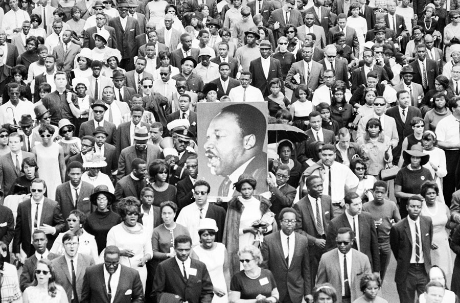 the advocation of nonviolence through martin luther kings juniors civil rights struggles Find out more about the history of martin luther king, jr,  their philosophy of nonviolence was put to a  king penned the civil rights.