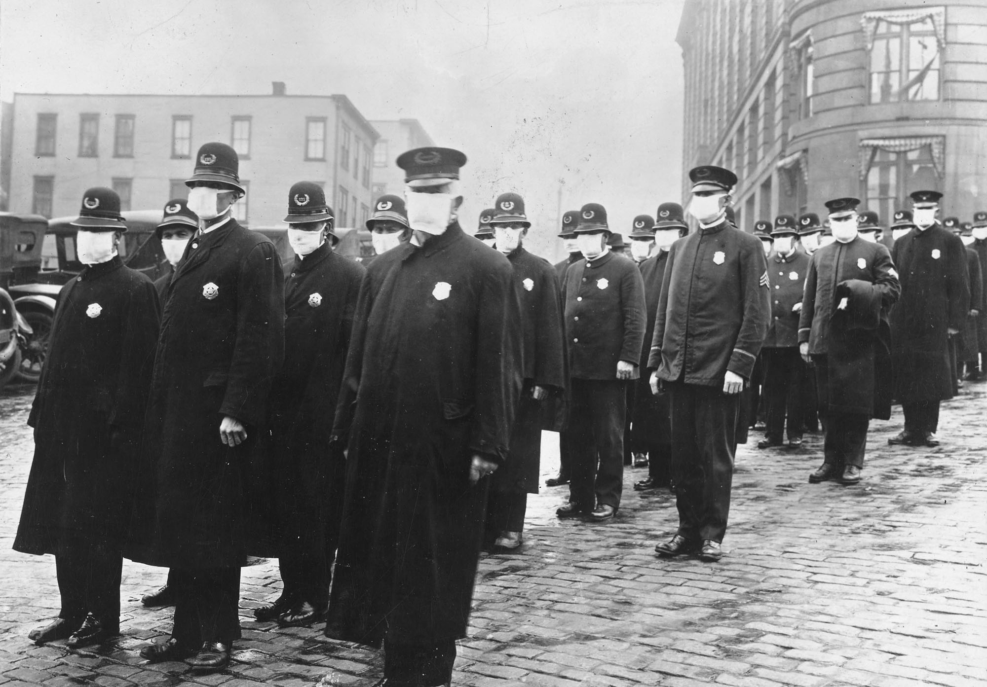 Photos of the 1918 Flu Pandemic - The Atlantic