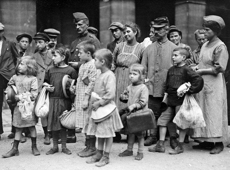 100 Years Ago: France in the Final Year of World War I - The