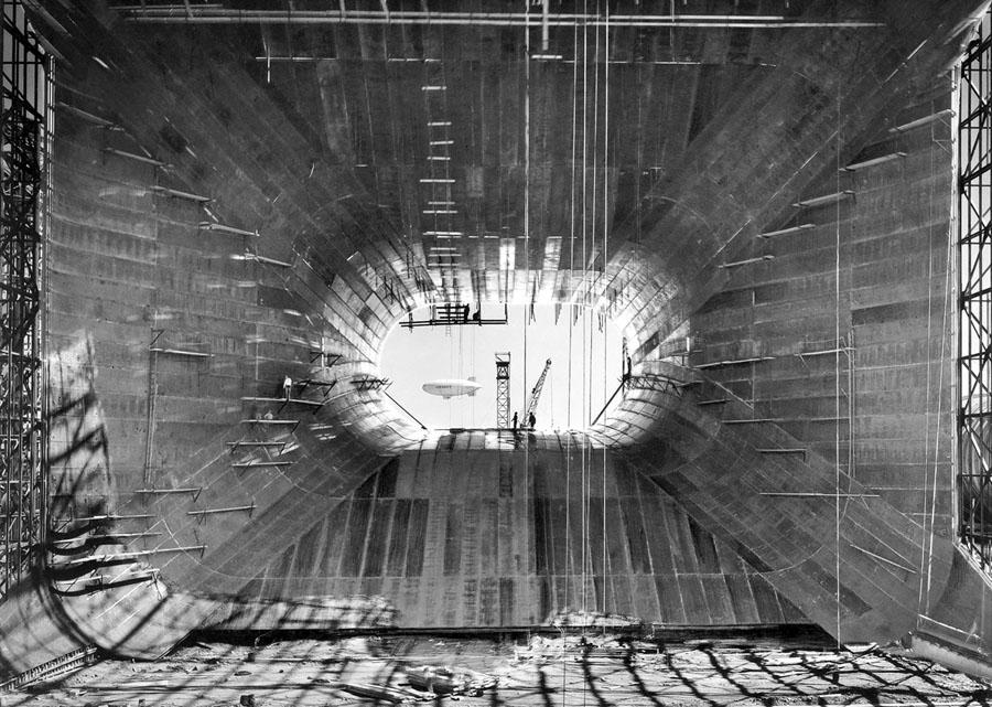 Túneles de viento y bancos de pruebas - Foro Segunda Guerra Mundial