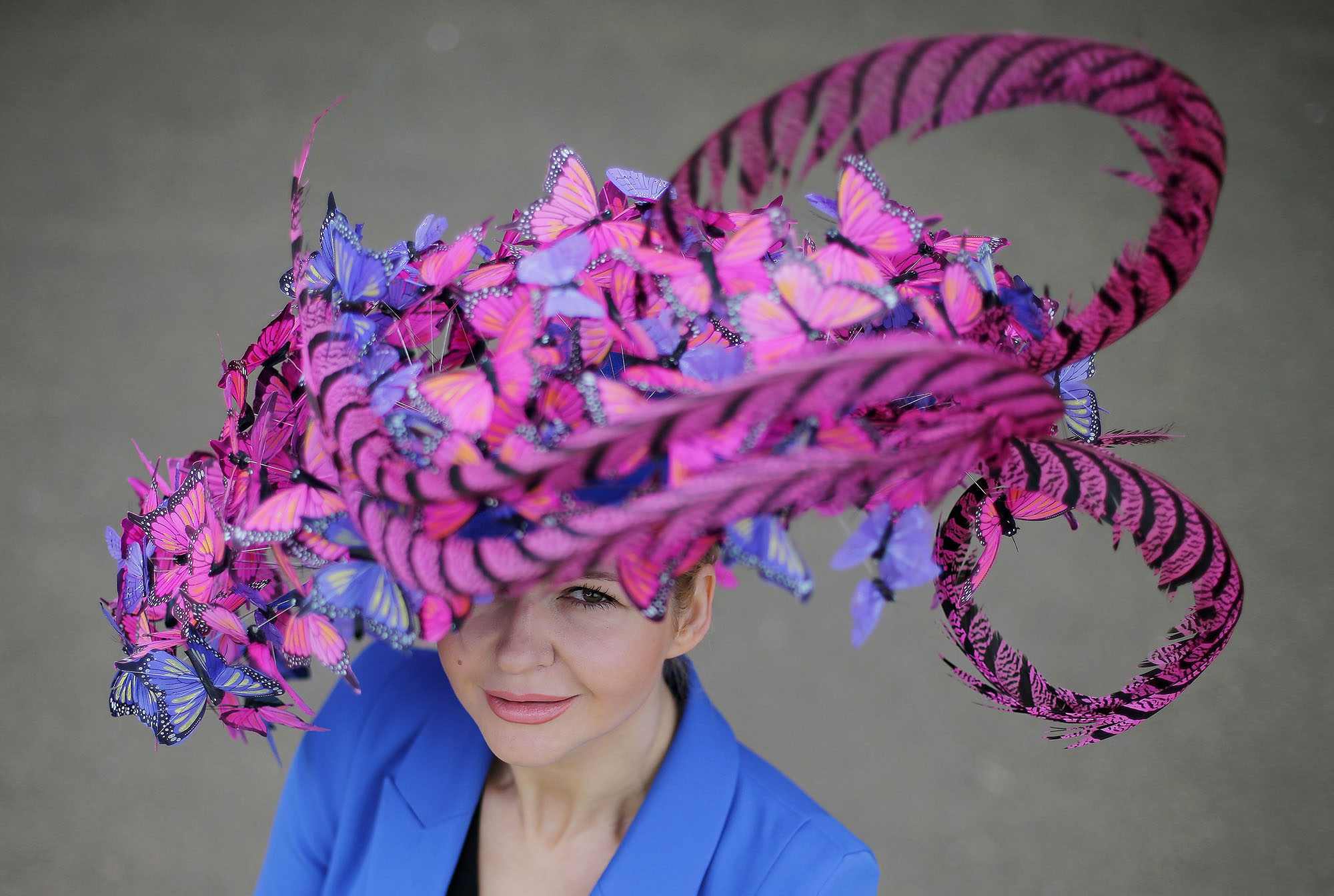 Hats of the Royal Ascot - The Atlantic 7d10fa4ff7c